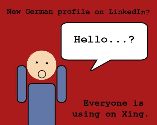 LinkedIn Xing