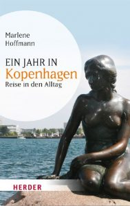 """Cover """"Ein Jahr in Kopenhagen"""" von Marlene Hofmann"""