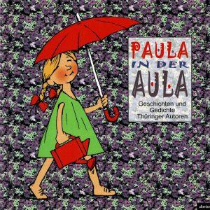 """Buchcover """"Paula in der Aula"""""""